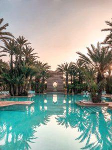 Resort Pool Management